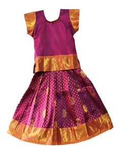 BUY Kids Pattu Pavadai Online @ www.princenprince... .. Pattu Pavadai South India's Traditional wear..www.princenprince... #kids #choli #pattu #pavadai #girls #silk #traditional #designer #creative #indian #lehenga #kidswear #skirt #trendy #children #clothes #new #stylish #dresses #partywear #apparel #fashion #readymade #girl #dress #langa #voni