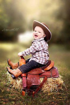 little cowboy ~ little cowboy ; little cowboy outfits ; little cowboy photography ; little cowboy quotes ; little cowboy baby shower ideas ; little cowboy drawing ; little cowboy outfits baby ; little cowboy room Cowboy Photography, Kids Photography Boys, Little Boy Photography, Baby Boy Photos, Boy Pictures, Toddler Boy Photos, Trendy Baby, Meninos Country, Little Cowboy