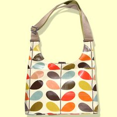 Orla Kiely Multi Stem Print Midi Sling Bag  (Not the scribble pattern -- this colorway only).  I think it's sold out.  Frown.