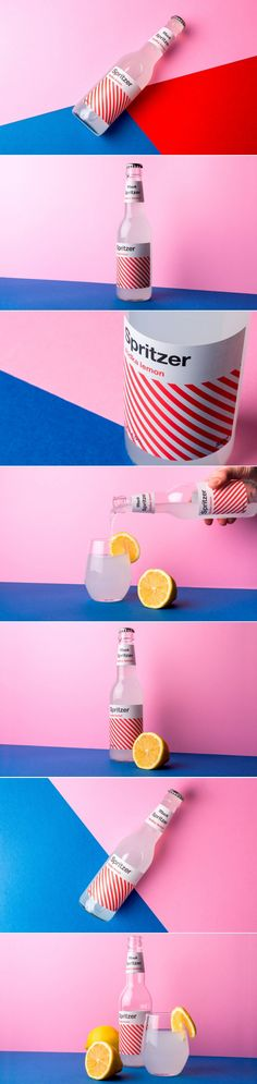 Mack Spritzer Gets a Refreshing Modern Look — The Dieline | Packaging & Branding Design & Innovation News