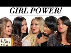 Women empowering women! The Mom's View with Sarah Moshman about her upcoming documentary... even this little clip is inspiring!! Girl Power! - The Mom's View - YouTube.com