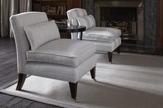 The sofa.com Emma armchairs in designer fabrics - start at $710