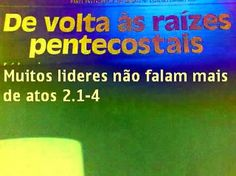 AVIVAMENTO NO SUL: Liderança Cristã