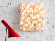 Tee itse valoa hohtava ryijy – Kotiliesi