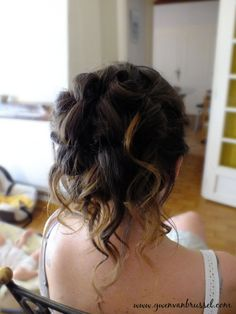 Coiffure Mariage On Pinterest Chignons Coiffures And Wedding Hairs