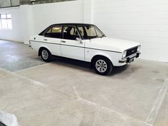 1980 Ford Escort Ghia Mk II - 1 Owner - miles from new. - No Reserve Beach Cars, Ford Escort, Car Finance, First Car, Performance Cars, Car Show, Motor Car, Vintage Cars, Super Cars