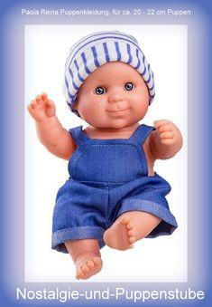 Babypuppen & Zubehör Puppenkleidung für 28 cm Puppen Puppen & Zubehör Motiv kleine Rose