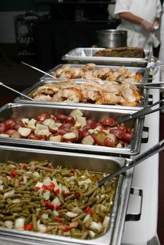 Make catering your next occasion a practical undertaking with Pack, Drop & Go catering solutions from LBP Manufacturing