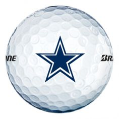 7241e550e38 Bridgestone NFL Dallas Cowboys e6 Golf Ball Nfl Seattle