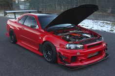 R34 #Red