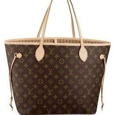 Louis Vuitton Neverfull Mm Totes Handbags Monogram