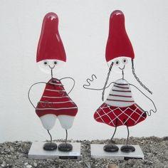 Juleting i glas i Horsens - Unikke glasfigurer i mange farver