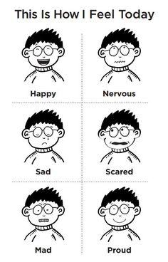 624 best emotions images on pinterest feelings activities rh pinterest com
