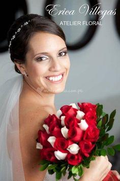 Bouquet con rosas de Erica Villegas Atelier Floral | Foto 8