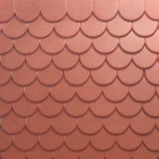 1 12 Scalloped Tile Styrene Sheets Plastic Sheets Styrene Plastic