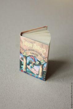 How to make a mini book -  Обложка для миниатюрной книги. Часть 3 - Ярмарка Мастеров - ручная работа, #handmade