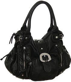 ''Angelene'' Soft & Slouchy Hobo - http://handbagscouture.net/brands/laurel-and-sunset/angelene-soft-slouchy-hobo/