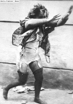 NKVD massacre in Lviv (Lwów) The massacres in this city began immediately after…