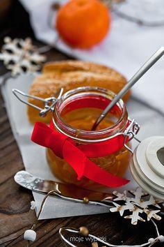Jam made from oranges How To Make Jam, Christmas Cooking, Chocolate Fondue, Favorite Recipes, Vegan, Baking, Winter, Sweet, Desserts