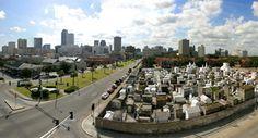parte del cementerio de san Luis