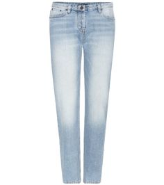 The Row - Ashland jeans - With a relaxed fit and a pale blue wash, they're perfect for off-duty days. - @ www.mytheresa.com