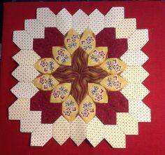 Stitchin' Friends: Patchwork of the Crosses Blocks