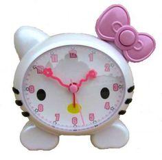 New Hello Kitty Kt2054 Projection Clock Radio Manual Widget For Desktop…