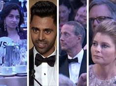 Only 5 min. worth watching! See priceless looks as top 3 news networks got eviscerated at WHCD!
