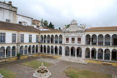 Universidade de Évora Claustro geral dos Estudos