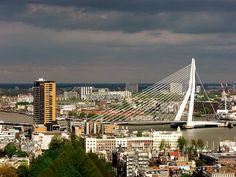 Hoogheden in Nederland: Erasmusbrug, Rotterdam