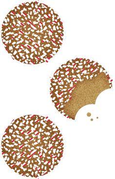 Seasoned Greetings from Herring Design Christmas Greetings, Christmas Gifts, Herring Recipes, Rum Balls, Sprinkles, Candy, Seasons, Design, Xmas Gifts