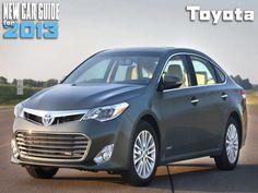 Toyota New Car Model Toyota Cars 2013 – New Toyota Models 2013 – New Toyota Sports Cars