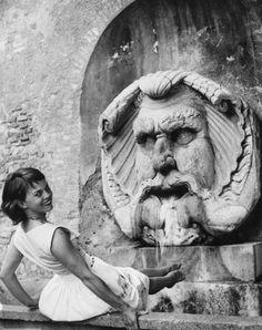 Italian Vintage Photographs  ~ 1950's Rome