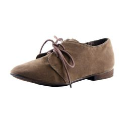 Breckelles Sandy-31W Chukka Oxford-Flats >>> You can get more details by clicking on the image.