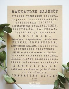 Getting Married? Have The Wedding Of Your Dreams With These Simple Tips Beautiful Mind, Something Beautiful, Cool Words, Wise Words, Finnish Words, Quotes About Everything, Diy Presents, Think, Frame It