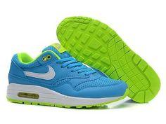 Nike Air Max 1 87 DaHerren Blau - shoevbuy.de