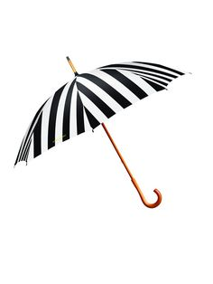 Ms. Starlet Umbrella - Two Penny Blue - And they give back to girls education in Africa!