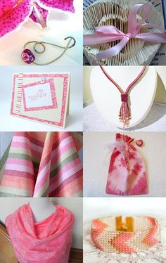 Pink will DELIGHT by Shelley Noe on Etsy--Pinned with TreasuryPin.com