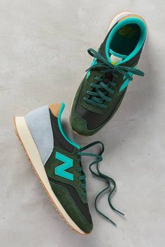 Woods 620 Sneakers by New Balance #anthrofave
