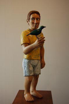 Kobus La Grange at Dorpstraat Gallery