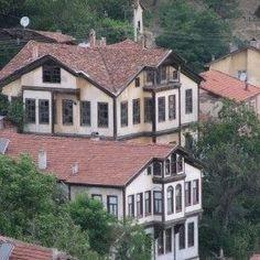 Tarihi Kastamonu evi...