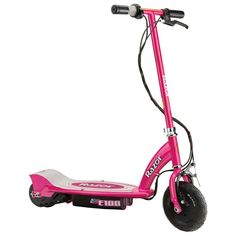 Razor E100 Pink Electric Scooter - 13111261
