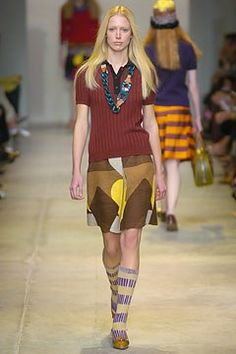 Prada Spring 2005 Ready-to-Wear Collection Photos - Vogue
