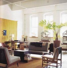 "blueberrymodern:  "" Anita Calero Apartment  """