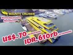 Bounty Cruises Bali | Tiket Promo Bali Bounty Cruise