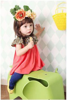 画像 : かわいい!絵本みたいな子供服!ANNIKA アニカ 2012春夏COLLECTION 韓国 - NAVER まとめ