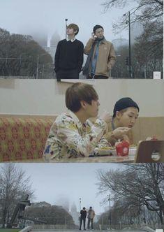 """[BTS:BURN THE STAGE] Epi.1-"""" I' d Do It All'#BTS#RM#V"""