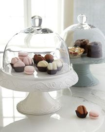 Domed Cake Stands