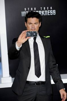 Karl Urban - Star Trek Into Darkness premiere