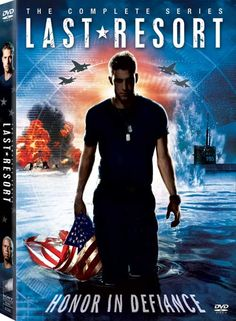 Oh, hello! 'Last Resort' is out on DVD! (and doesn't Mr. Scott Speedman look scrumptious on the box set?)